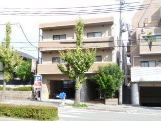 兵庫県神戸市東灘区御影中町4丁目の賃貸マンションの外観