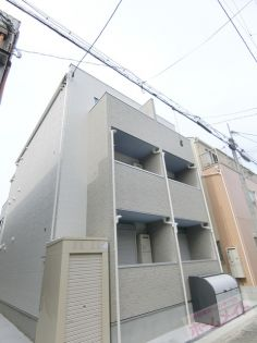 CRASTINE中川西[1階]の外観