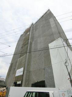 大阪府大阪市生野区田島6丁目の賃貸マンションの外観