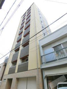 大阪府大阪市生野区中川6丁目の賃貸マンションの外観