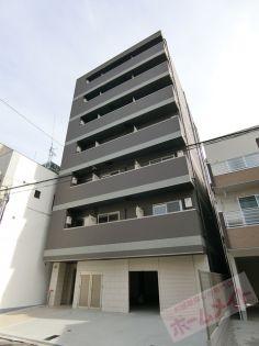 レクラン新今里[2階]の外観