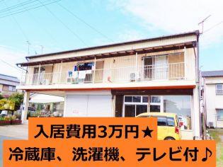 田中 アパート [203号室]の外観