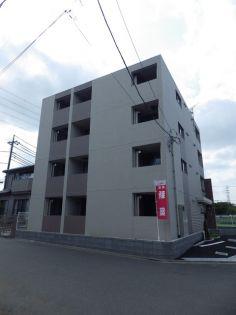 東京都日野市東平山2丁目の賃貸マンションの外観