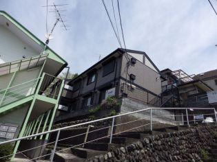エクレール橋本[102号室]の外観