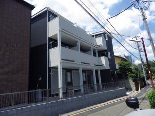 ソフィアエヌ子安町[1階]の外観