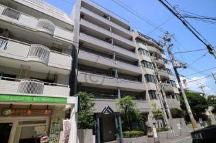 六甲道シティハウス[3F号室]の外観