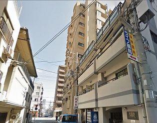 ライオンズマンション六甲道[3F号室]の外観