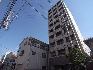 ライジングコート深江本町フラワーパーク[6F号室]の外観