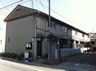 吉井コーポ[10号室]の外観
