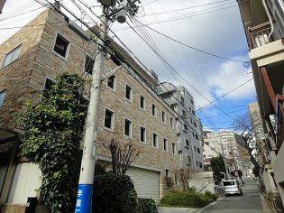 ラ・コートドール新神戸[108号室]の外観