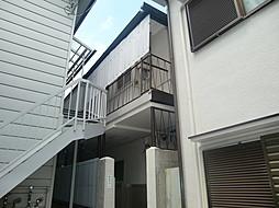 村山アパート[201号室]の外観