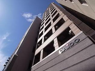 ダイドーメゾン神戸元町[10F号室]の外観