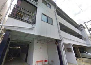マンション福田[3F号室]の外観