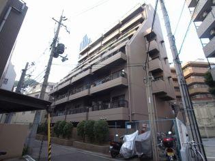 朝日プラザ新神戸[801号室]の外観