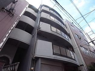 兵庫県神戸市中央区中山手通2丁目の賃貸マンションの外観