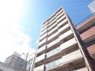 兵庫県神戸市中央区東川崎町7丁目の賃貸マンションの外観