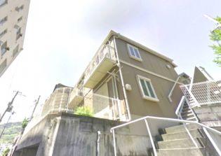 兵庫県神戸市中央区熊内町5丁目の賃貸アパートの外観