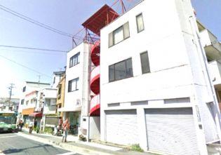 兵庫県神戸市中央区中島通1丁目の賃貸アパートの外観