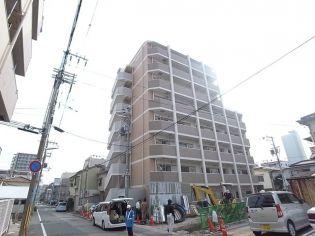 兵庫県神戸市中央区東雲通4丁目の賃貸マンションの外観