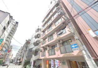 兵庫県神戸市中央区小野柄通6丁目の賃貸マンションの外観