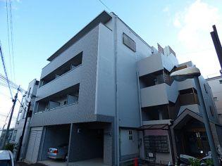 兵庫県神戸市灘区篠原中町2丁目の賃貸マンションの外観