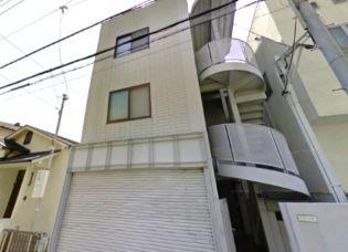 兵庫県神戸市灘区中郷町3丁目の賃貸マンションの外観