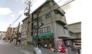 兵庫県神戸市灘区稗原町3丁目の賃貸マンションの外観
