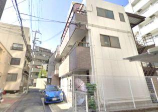 KMマンション[301号室]の外観
