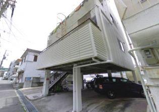 兵庫県神戸市中央区熊内町3丁目の賃貸マンションの外観