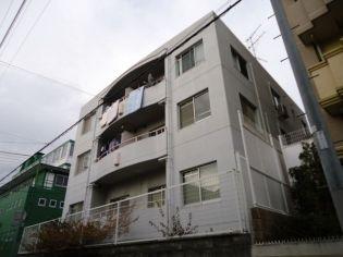 マンションキシモト熊内橋[2F号室]の外観