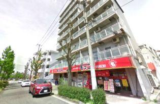 兵庫県神戸市中央区割塚通1丁目の賃貸マンションの外観