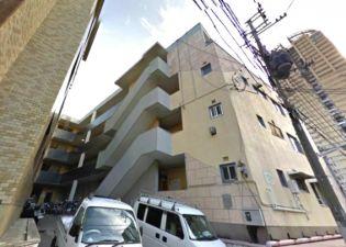 三和マンション[4階]の外観
