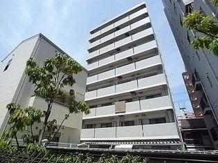 グランデール新神戸[3号室]の外観