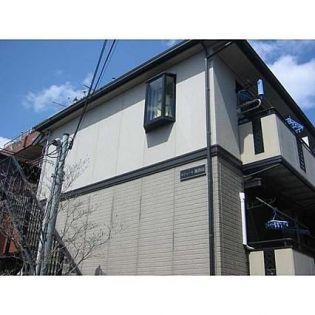 セジュール諏訪山[1階]の外観