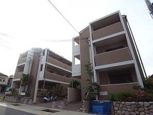 ラメール津高1号館[3階]の外観
