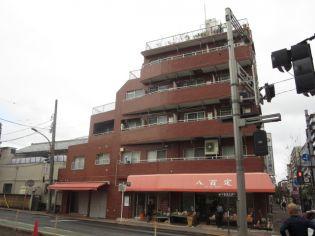 東京都三鷹市上連雀2丁目の賃貸マンションの外観