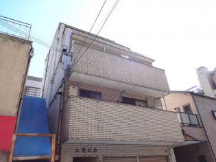 T's cube野里[3階]の外観