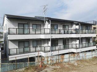 前川マンション三番館[2階]の外観