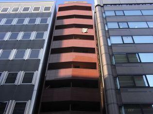 アヴァンセドミール[8階]の外観