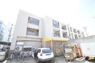 亀島マンション[3階]の外観