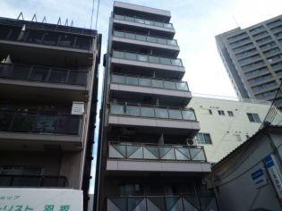 雅ハイツ[4階]の外観