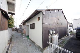 [一戸建] 奈良県奈良市三条大路3丁目 の賃貸【奈良県 / 奈良市】の外観