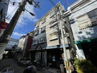 プレアール駒川[2階]の外観