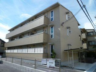 兵庫県西宮市越水町の賃貸アパートの外観