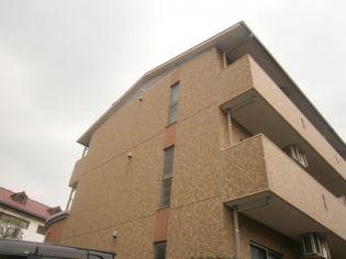 東京都三鷹市新川2丁目の賃貸マンションの外観