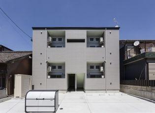 REFINED TASTE三吉[2階]の外観