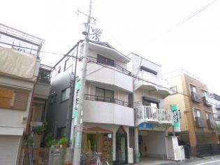 アンジェ武庫川[2階]の外観