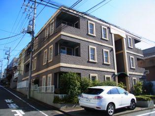東京都世田谷区奥沢5丁目の賃貸マンションの外観