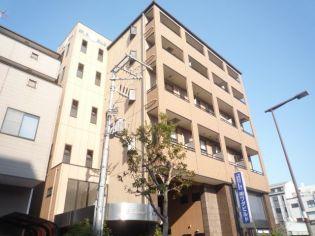 大阪府大阪市東住吉区湯里5丁目の賃貸マンションの外観