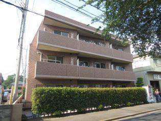 東京都小金井市関野町1丁目の賃貸マンションの外観